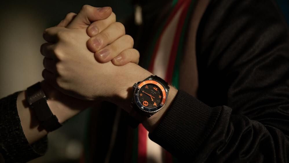 Fnatic Gucci Watch