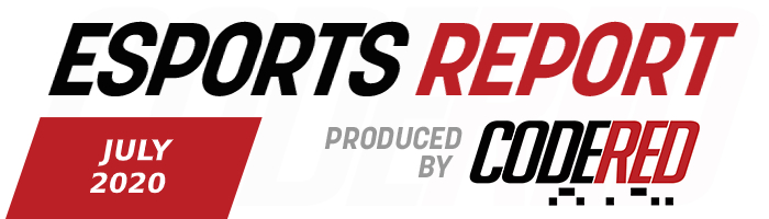 Code Red Esports Report – July 2020
